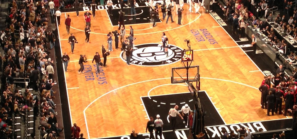 Barclays Center Home of the Brooklyn Nets