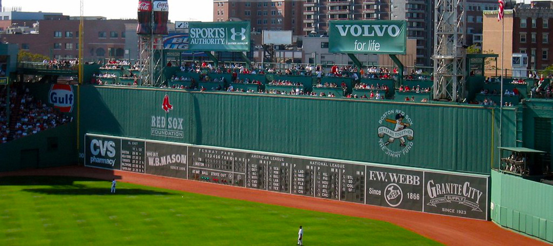 Fenway Park - Home of the Boston Red Sox