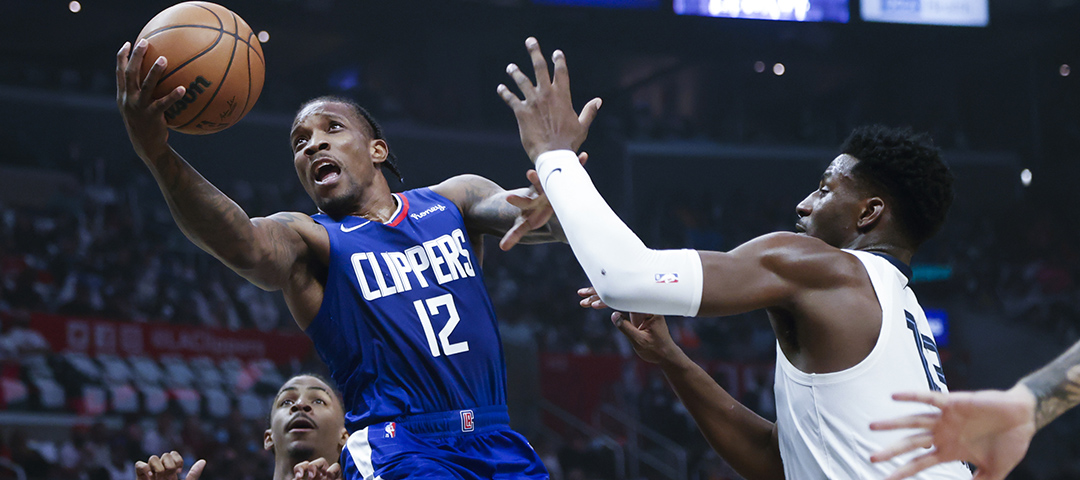 Los Angeles Clippers guard Eric Bledsoe